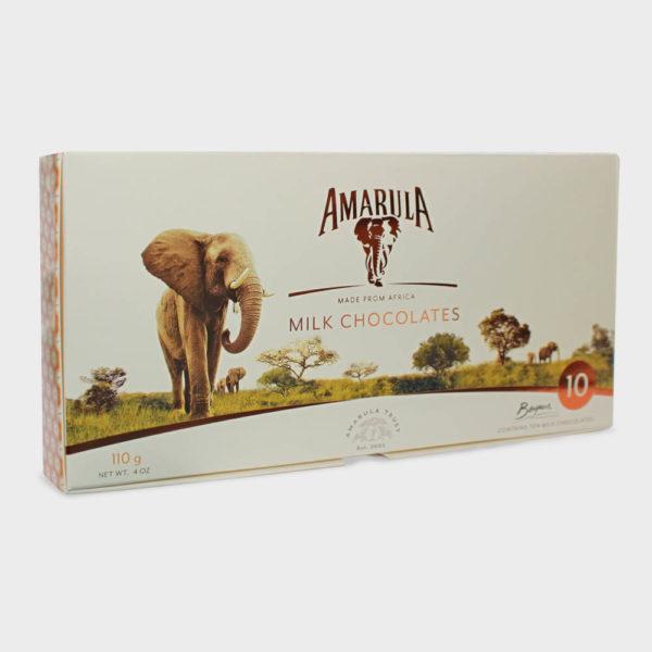 Amarula Cream Chocolates